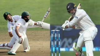 NZ vs SA, 3rd Test, Day 4 highlights: Amla-de Bruyn's comedy of errors, de Grandhomme's stunning knock