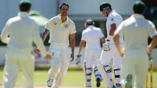 South Africa extend lead to 235 runs at Tea, Day 3 of 2nd Test against Australia