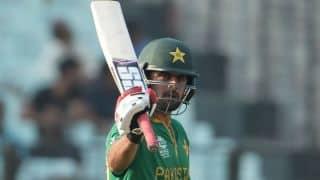 India vs Pakistan, ICC T20 World Cup 2016: Ahmed Shehzad scores 1,000 T20I runs