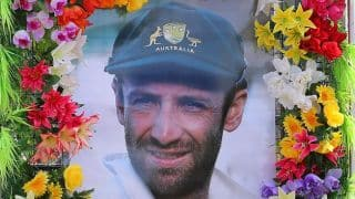 Phillip Hughes' funeral: Narendra Modi pays tribute