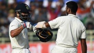 India vs England 2nd Test, Day 1 Highlights: Virat Kohli's nonchalant innings, Cheteshwar Pujara's consistency, James Anderson's comeback sums up day