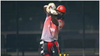 Nicholas Pooran: When Chris Gayle is batting, you always have a chance of winning