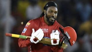 IPL 2018: Chris Gayle played to perfection, says Andrew Tye