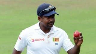 Sri Lanka bowl record 154 consecutive dot balls during 1st Test victory over Australia