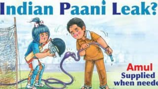 IPL 2016: Amul expresses views on Maharashtra drought