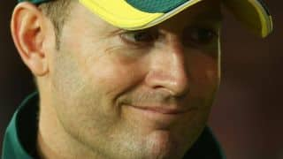 Australia missed Steven Smith during Zimbabwe clash: Michael Clarke