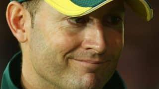 Australia missed Steven Smith during Zimbabwe clash: Michael Clarke