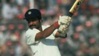 Gundappa Viswanath – poetry at the crease