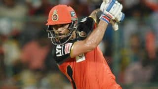 This is what Virat Kohli does during heavy rains in Delhi