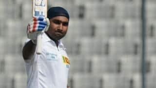 Jayawardene's ton gives Sri Lanka command of 1st Test