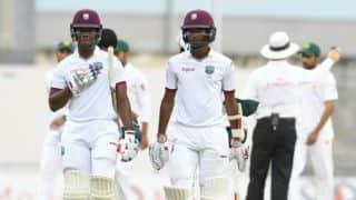 बीमार होने की वजह से विंडीज का यह खिलाड़ी टेस्ट सीरीज से बाहर
