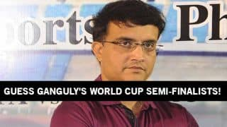 ICC Cricket World Cup 2015: India have lot of match winners, says Sourav Ganguly