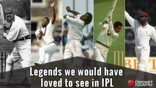 10 legendary cricketers we would have loved to see in IPL