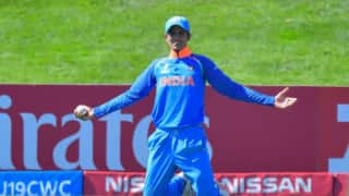 ICC Under-19 World cup 2018: Twitter applauds Team India as they registered 2nd biggest victory for in an Youth ODI