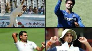 Too many fast bowlers can act as hurdle for India