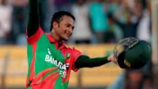 श्रीलंका के खिलाफ मैच खेलने को लेकर कप्तान शाकिब अल हसन खुद ही लेंगे अंतिम निर्णय
