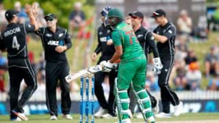 NZ vs BAN, Free Live Cricket Streaming Links: Watch IRE Tri-Series 2017, NZ vs BAN online streaming at Gazi TV