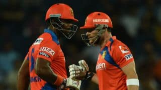 IPL 2016: Dwayne Smith and Brendon McCullum together is like a dagger which cuts both ways