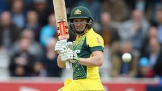 South Africa vs Australia 1st ODI: George Bailey powers visitors to commanding 294