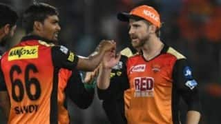 IPL 2018: Kane Williamson is positive, calm and great influence, believes Sandeep Sharma
