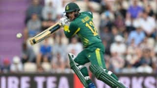 ENG vs SA 2017, 2nd ODI: De Kock's 98, Wood's magic and other highlights