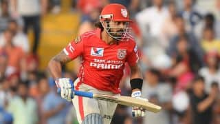 Is Murali Vijay the right candidate to replace David Miller as KXIP captain in IPL 2016?