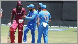 INDvsWI: He is a gem of a human being: Virat Kohli pays tribute to Chris Gayle after 3rd ODI