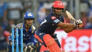 Highlights, IPL 2018, DD vs MI, Full Cricket Score and Updates, Match 55 at Delhi: MI eliminated