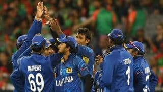 Pakistan vs Sri Lanka, Asia Cup 2016, Match 10 at Mirpur, Dhaka: Sri Lanka's likely XI