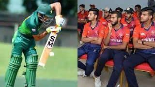 Dream11 Team Pakistan U19 vs Kuwait U19, Match 10, U-19 Asia Cup – Cricket Prediction Tips For Today's match PK-Y vs KUW-Y at Moratuwa