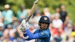भारत के खिलाफ टी20 मैच से पहले चोटिल हुए श्रीलंका के ऑलराउंडर मिलिंदा सिरिवर्दना